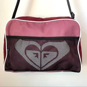 Vintage 90's Roxy Quiksilver Shoulder Bag EUC!